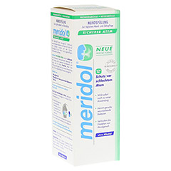 MERIDOL sicherer Atem Mundspülung 100 Milliliter