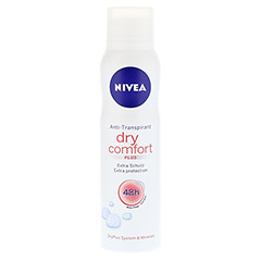 NIVEA DEO Spray dry comfort 150 Milliliter