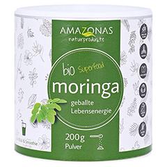 MORINGA 100% Bio Pulver pur 200 Gramm