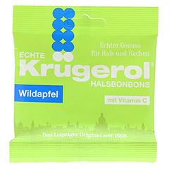 KRÜGEROL Halsbonbons Wildapfel 50 Gramm