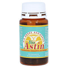 BIOASTIN Astaxanthin 4 mg Kapseln 30 Stück