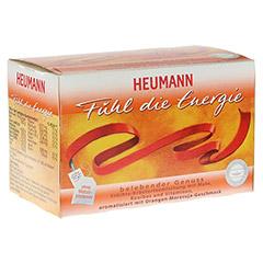 HEUMANN Fühl die Energie Tee Filterbeutel 20 Stück