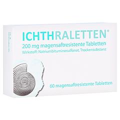 ICHTHRALETTEN magensaftresistente Tabletten 60 Stück