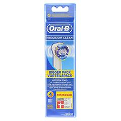 Oral B Aufsteckbürsten Precision Clean 4 Stück