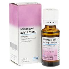 Miconazol acis 20 Milliliter N2