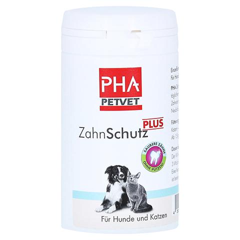 PHA ZahnSchutz Plus Pulver f.Hunde/Katzen 60 Gramm