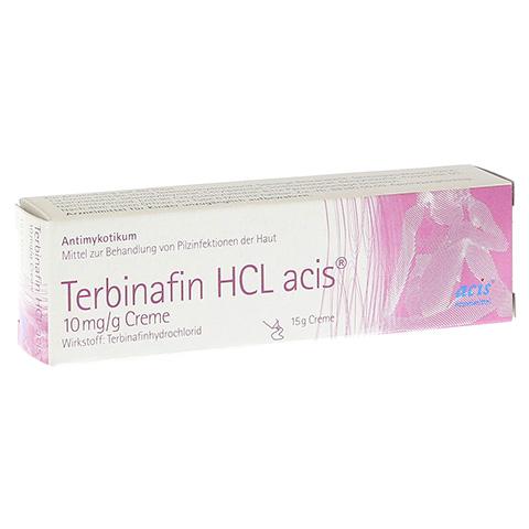 Terbinafin HCL acis 10mg/g 15 Gramm N1