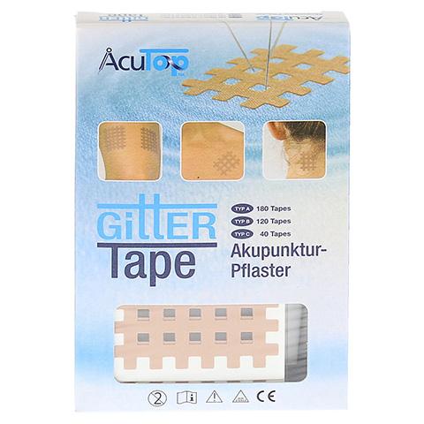 GITTER Tape AcuTop 5x6 cm 20x2 Stück