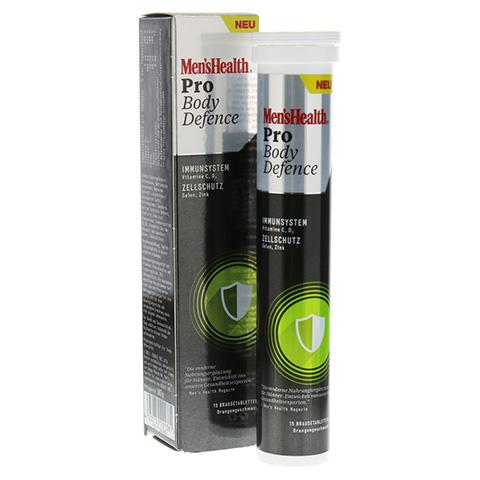 MEN'S HEALTH Pro Body Defence Brausetabletten 15 Stück
