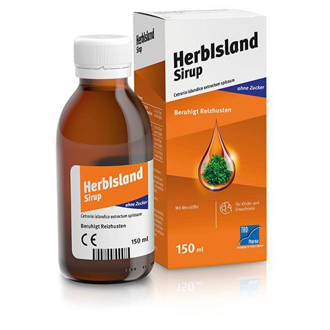 HERBISLAND Sirup 150 Milliliter