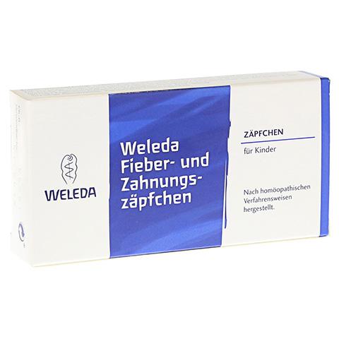 FIEBER- UND ZAHNUNGSZÄPFCHEN 10 Stück N1
