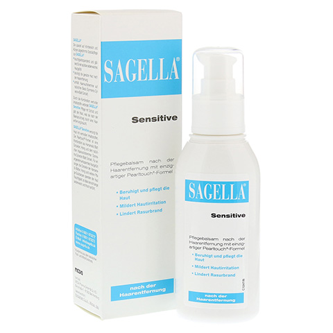 Sagella Sensitive 100 Milliliter