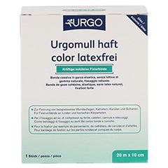 URGOMULL haft color latexfrei 10 cmx20 m blau 1 Stück - Rückseite