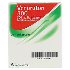 VENORUTON 300 Kapseln 20 Stück N1 - Rückseite