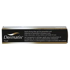 DERMATIX Gel 15 Gramm - Rückseite