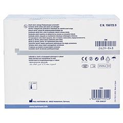 COSMOPOR Antibacterial 8x10 cm 25 Stück - Rückseite