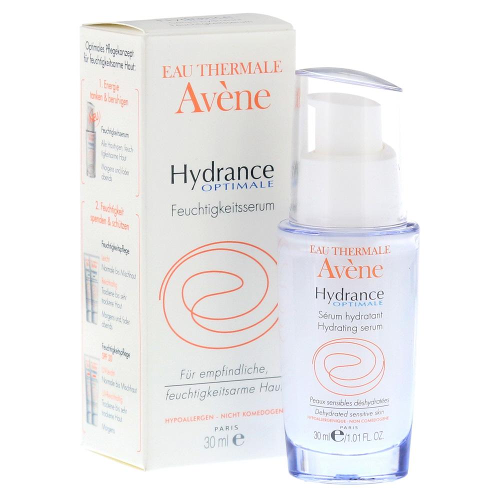 Erfahrungen zu AVENE Hydrance Optimale Feuchtigkeitsserum, 30