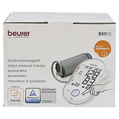 BEURER BM55 Oberarm Blutdruckmessgerät 1 Stück - Oberseite