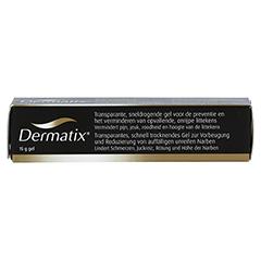 DERMATIX Gel 15 Gramm - Oberseite