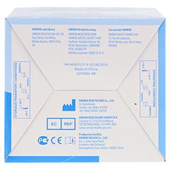 OMRON Manschette Intelli Wrap f.HEM-FL31-E 22-42cm 1 Stück - Unterseite