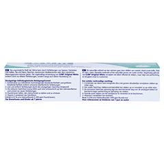 GUM Original White Zahnpasta 75 Milliliter - Unterseite