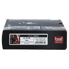 BORT Select EpiPlus Ellenbogenbandage L schwarz 1 Stück - Unterseite