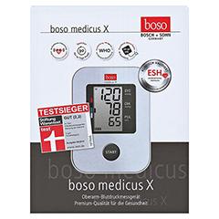 BOSO medicus X vollauto.Oberarm Blutdruckmessgerät 1 Stück - Vorderseite