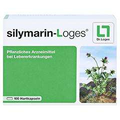 Silymarin-Loges 100 Stück - Vorderseite