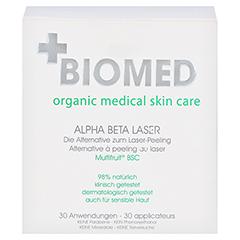 BIOMED Alpha Beta Laser Peeling 30 Milliliter - Vorderseite