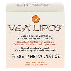 VEA Lipo3 Gel 50 Milliliter - Vorderseite