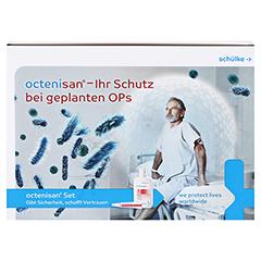 OCTENISAN Set Waschlotion+Nasengel 1 Stück - Vorderseite