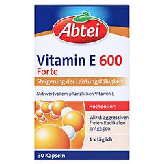 ABTEI Vitamin E 600 (Forte Plus) 30 Stück - Vorderseite