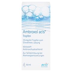 Ambroxol acis 50 Milliliter - Vorderseite