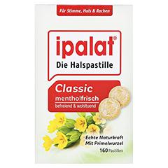 IPALAT Halspastillen classic 160 Stück - Vorderseite