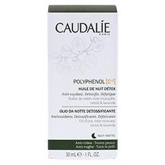 CAUDALIE PC15 Tiefreinigendes Nachtöl 30 Milliliter - Rückseite