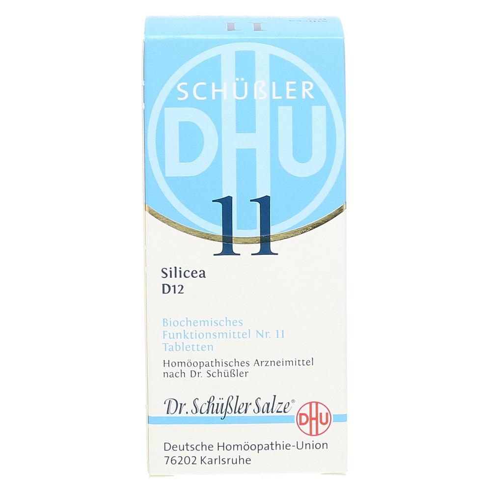 Biochemie Dhu 11 Silicea D 12 Tabletten 200 Stück N2 Online