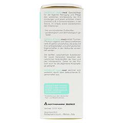 SAGELLA hydramed Intimwaschlotion 100 Milliliter - Linke Seite
