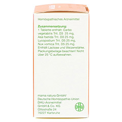 MAMA natura Bellilin Tabletten 40 Stück N1 - Linke Seite
