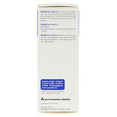 SAGELLA pH 3,5 Waschemulsion 100 Milliliter - Linke Seite