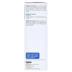 SAGELLA pH 3,5 Waschemulsion 250 Milliliter - Linke Seite