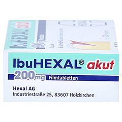 IbuHEXAL akut 200mg 20 Stück - Linke Seite