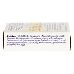 Folio+B12 Tabletten 120 Stück - Linke Seite