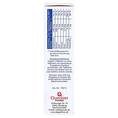 DOPPELHERZ Magnesium+Kalium Tabletten 30 Stück - Linke Seite