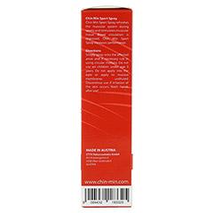 CHIN MIN Sport Spray 100 Milliliter - Linke Seite