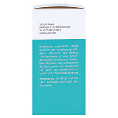 MEDITAO Thymiancreme mild 50 Milliliter - Rechte Seite