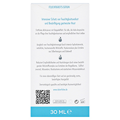CLAIRE FISHER Feuchtigkeits-Serum 30 Milliliter - Rückseite