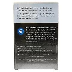 MEN'S HEALTH Pro Mental Performance Kapseln 40 Stück - Rückseite