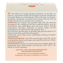 VEA Lipo3 Gel 50 Milliliter - Rückseite