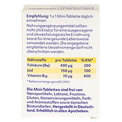 Folio+B12 Tabletten 120 Stück - Rückseite