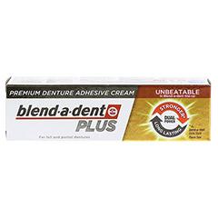 blend-a-dent Super Haftcreme Duo Kraft 40 Gramm - Rückseite